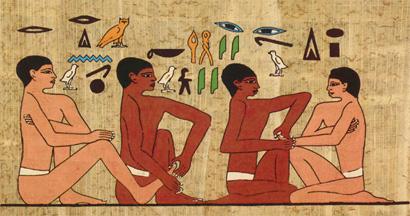 histoire réflexologie plantaire
