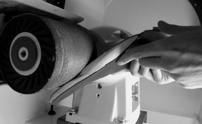 conception de semelles orthopédiques - slide